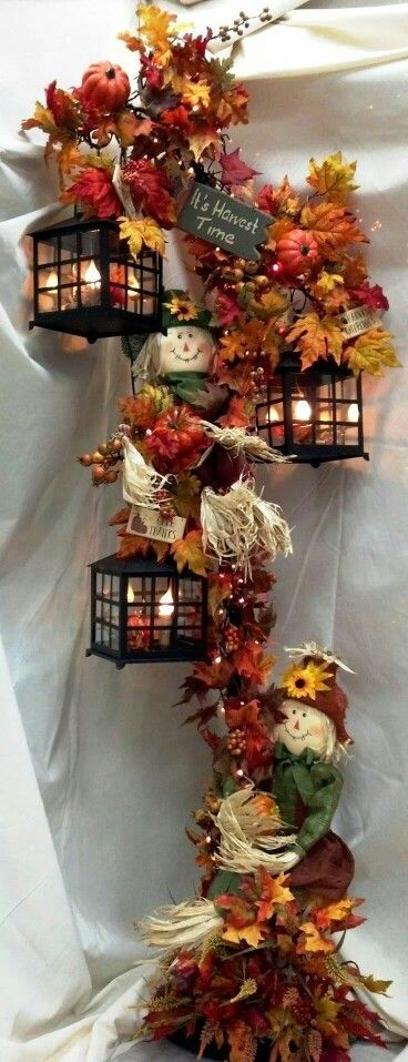 Harvest Time Lanterns