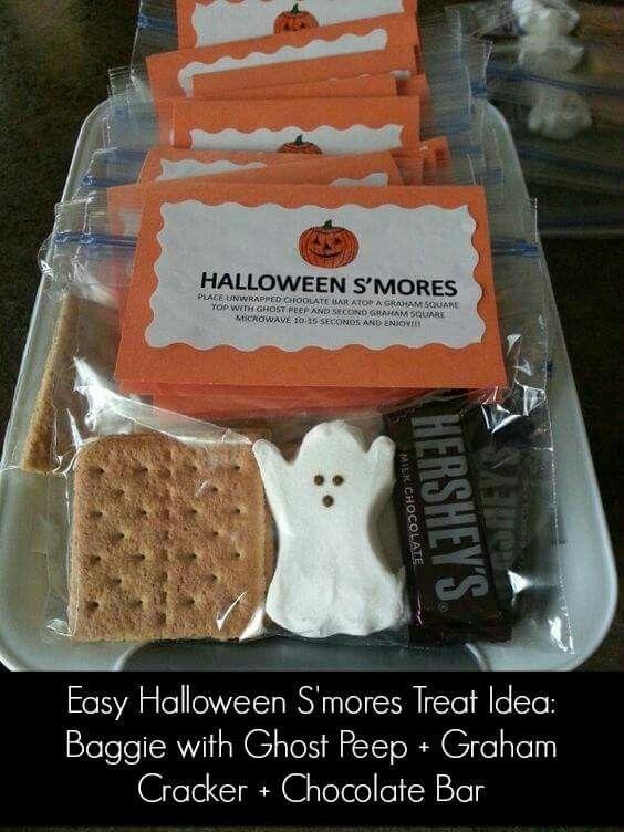 Halloween Smores