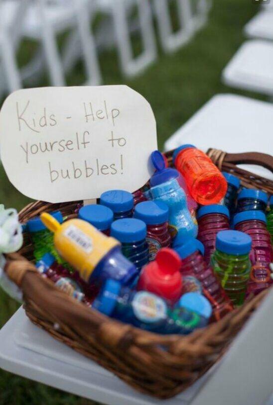 Bubble Basket