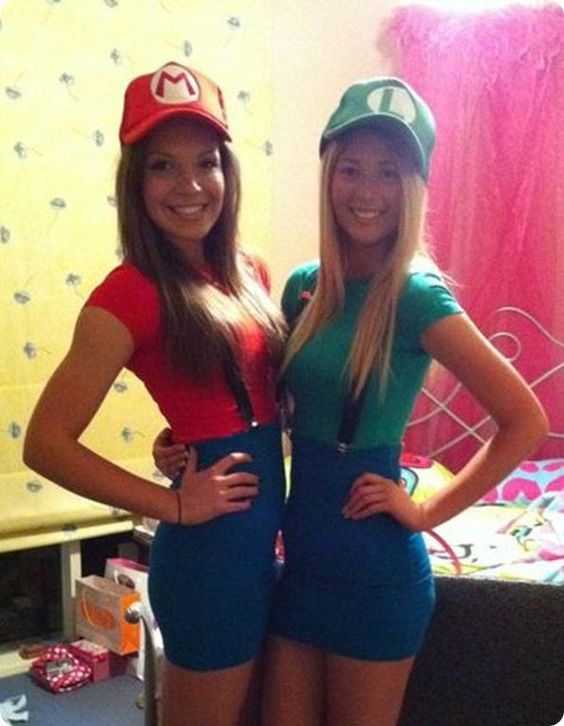 Awesome Halloween Costume Ideas For Bestfriends Diy Sweetheart