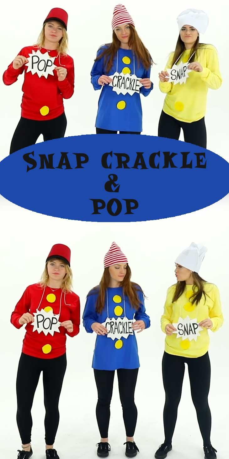Snap Crackle & Pop