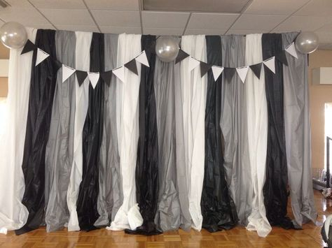 Tablecloth Backdrop