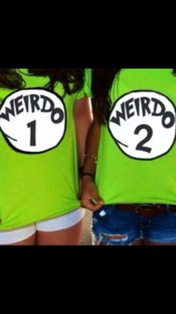 Weirdo 1 & Weirdo 2