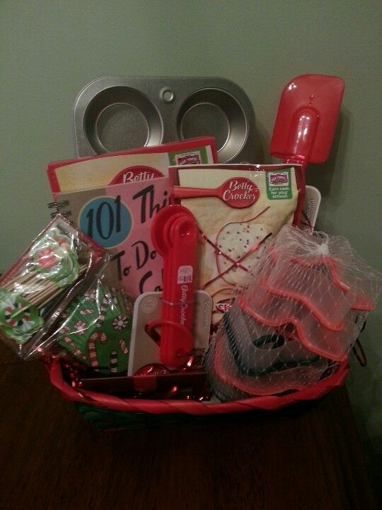 Baking Gift Basket