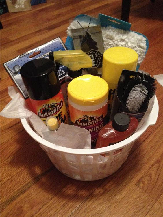 Car Care Hamper