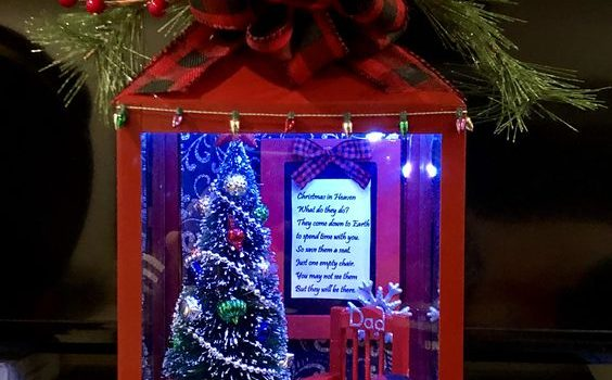 Christmas In Heaven Lantern.Christmas Archives Diy Sweetheart
