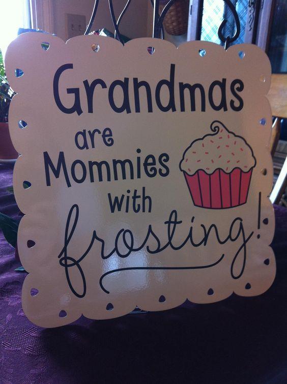 Grandma Sign