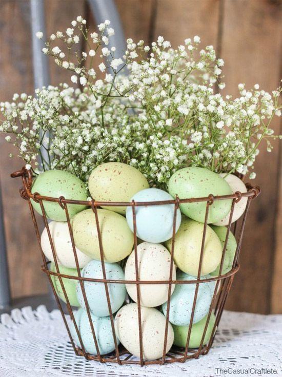 Pastel Eggs
