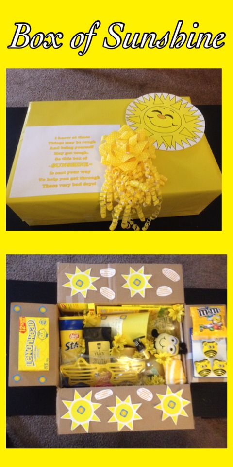 A Box of Sunshine