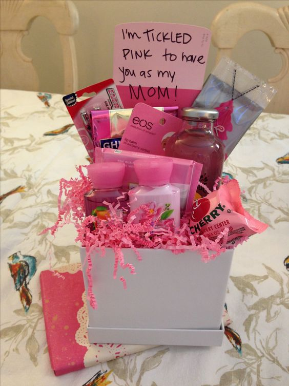Tickled Pink Hamper