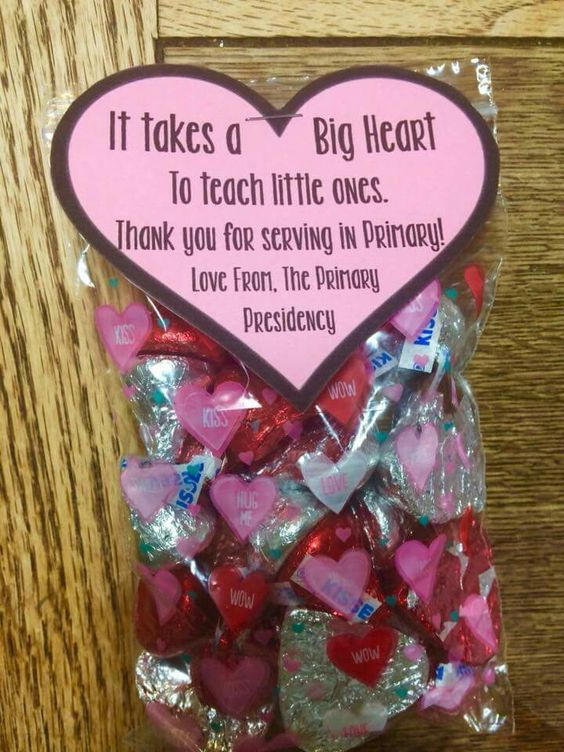 valentines gifts for teachers #valentines