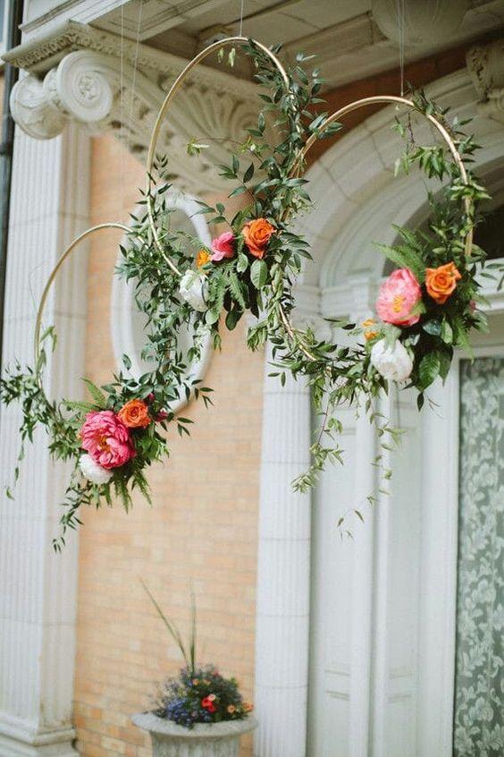 Minimal Floral Rings
