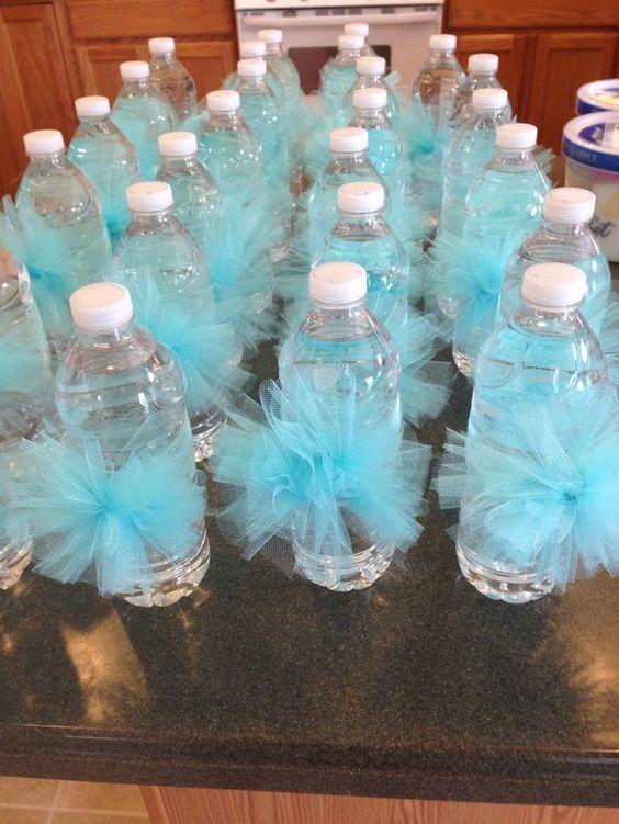 Blue Tutu Water