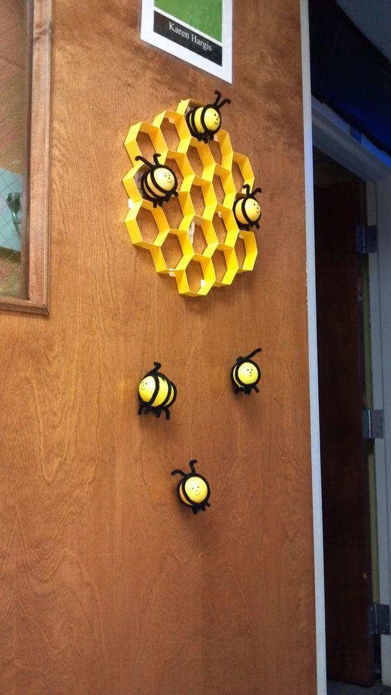 Kinder Egg Bees
