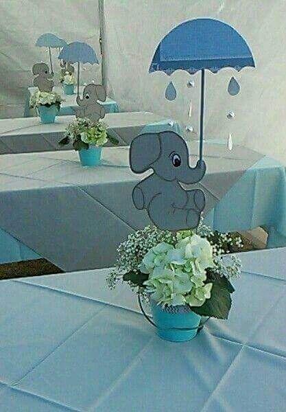 Dumbo Centerpiece