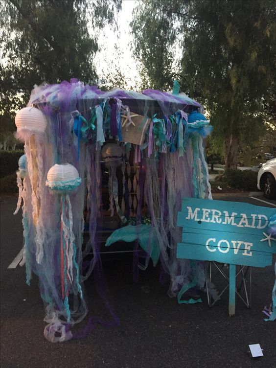 Trunk or Treat Ideas for Cars