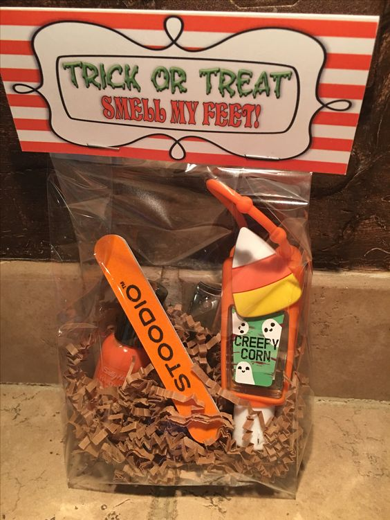 Halloween gift for teachers
