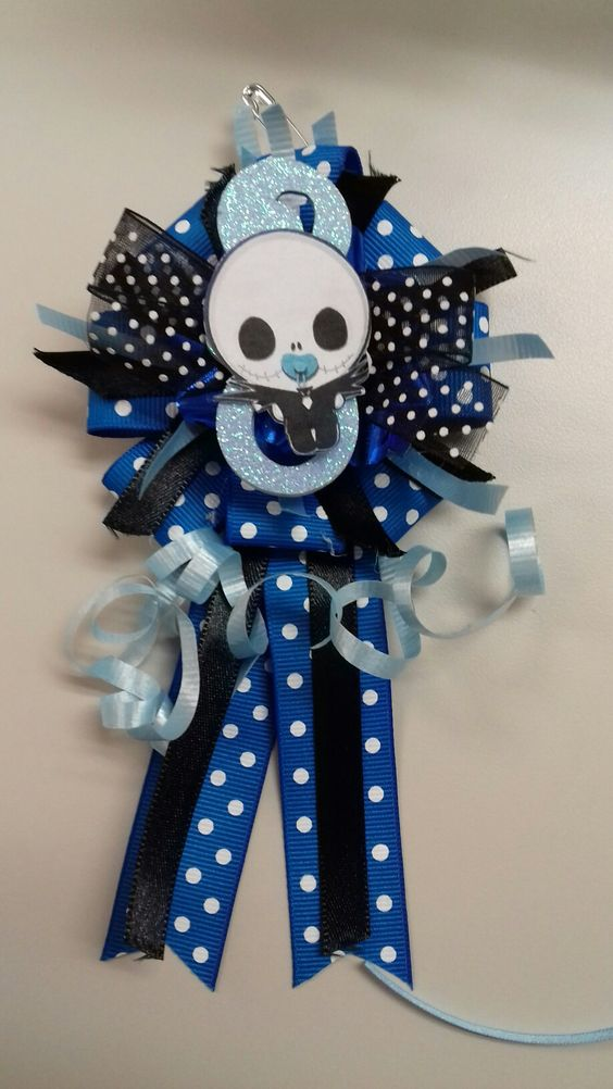Jack Skellington Baby Shower Ideas DIY Sweetheart