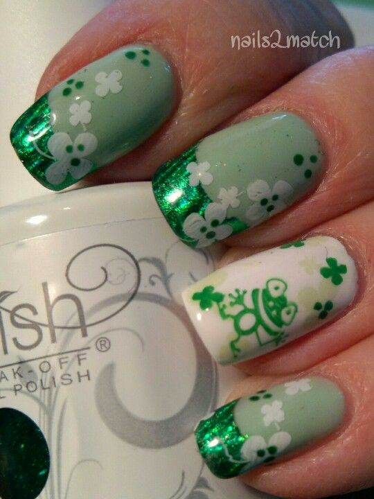 St Pats Day Froggy
