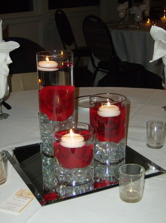 Tealight Vases