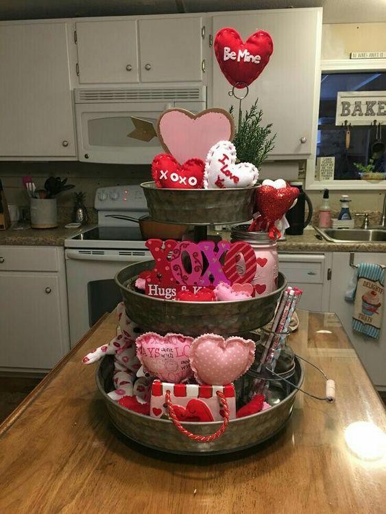 Valentines 3 Tier