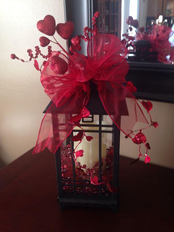 Valentine's Day Lantern