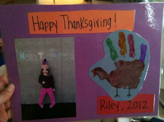 Thanksgiving Crafts for Kids to Make - Thanksgiving Place Mat