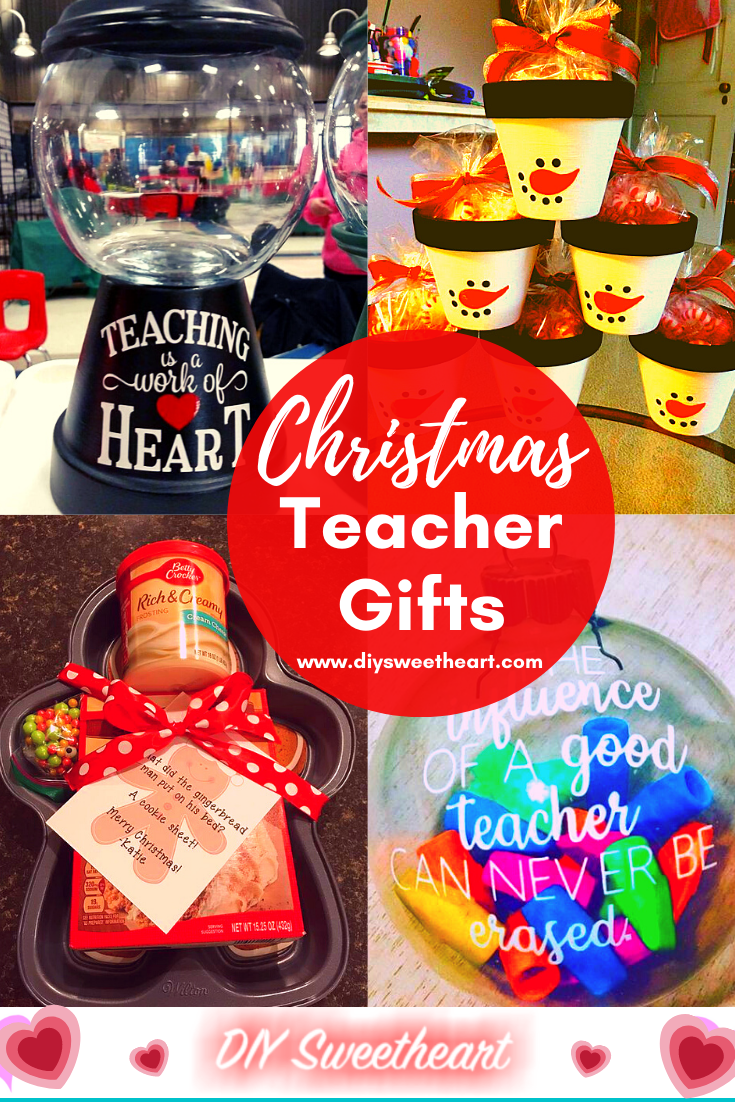 DIY Christmas Gift Ideas for Teachers