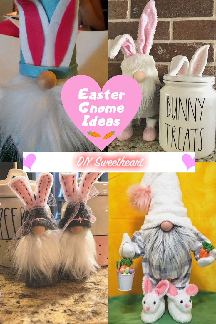 Easter Gnome Ideas