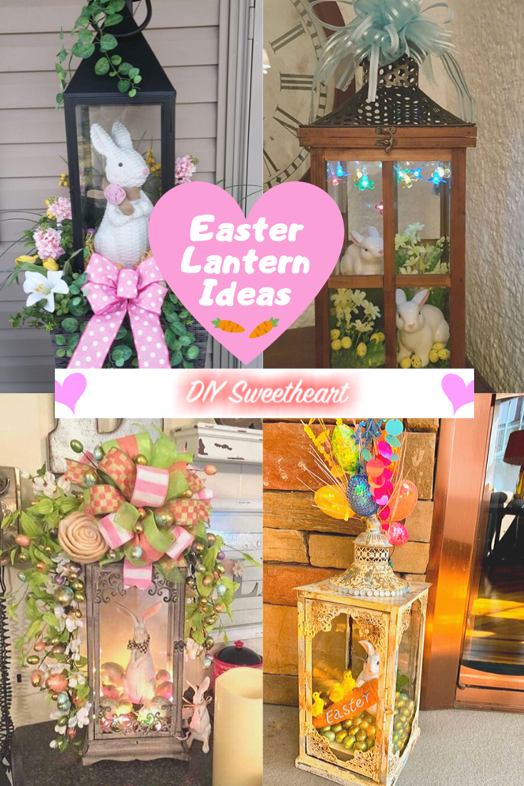 Easter Lantern Ideas