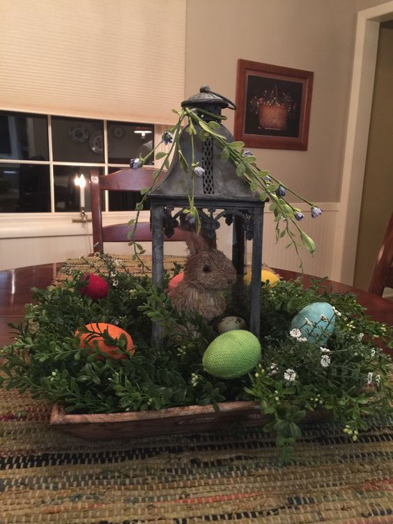 Easy Easter Centerpiece Ideas for Tables