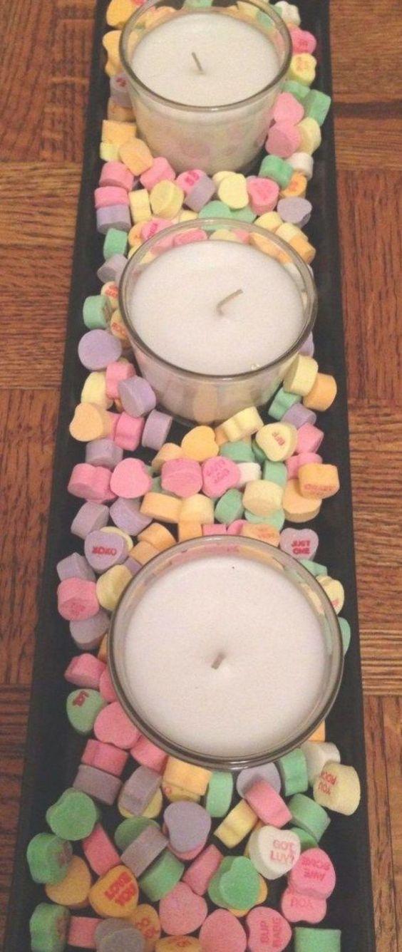 Valentines Centerpiece Ideas
