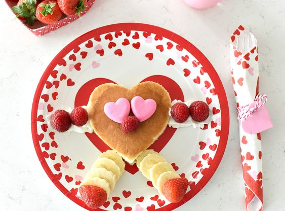 Easy Valentines Day Breakfast Ideas